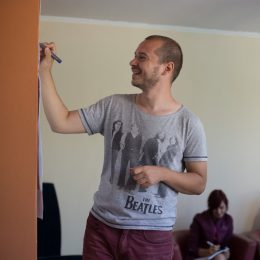 Adrian is one of the NOW coaches and also co-designed our participants application process.