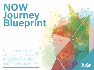 In the NOW Journey Blueprint we are sharing with you NOW's experience with creating an inclusive blended learning program to stimulate our participants' commitment to changemaking and diversity. You will find a combination of best practices, tips and tricks around everything from managing your team to creating the program and measuring its impact. We hope this Blueprint can be a useful tool to help other organizations and individuals create their own learning programs or apply the NOW methodology to their practices. You can read the document from start to end, or you simply choose what topics interest you the most by using the table of contents and follow the links in the document to explore.